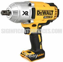 Dewalt Dcf899p2 20v Max Sans Fil Li-ion 1/2 Clé À Chocs 5,0 Kit Batterie