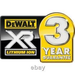 Dewalt Dcf899p2-gb Impact Wrench 1/2 Square Drive 18 Volt Xr Brushless Avec 2x5