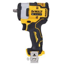Dewalt Dcf903p1 12v Xr Clé Sans Pinceau 3/8''impact Avec Batterie 1x 5ah'