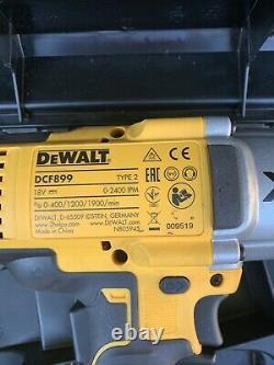 Dewalt Xr Dcf899p2 GB 18v 6.0ah Clé D'impact Sans Fil Sans Brosse / Forage