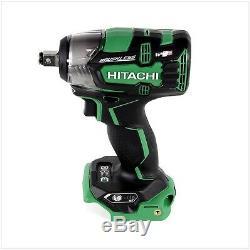 Hitachi Wr18 Dbdl2 18v Ip54 Brushless Clé À Chocs