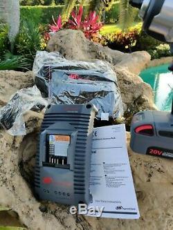 Ingersoll Rand Iqv 20v 1/2 Et 3/8 Clé À Chocs Combo Kit Ir W7152-k22 Et W5132