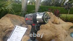 Ingersoll Rand W5133 Iqv20 Volt 3/8 Clé D'impact Avec Bague Led Lite Brushless