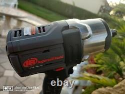 Ingersoll-rand W7152 1/2 Iqv20 High Torque Impact Wrench-brushless Bare Tool