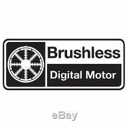 Kielder 1 / 2in Entraînement 18 Volt Brushless Clé À Chocs 2 X 4.0ah 700nm Kwt-012-51
