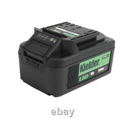 Kielder Kwt-012-05 18v 1/2 700nm Clé D'impact, Batterie, Chargeur Et Boîtier