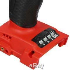 M18 0,5 Chocs Compacte Clé 18v Au Lithium-ion Sans Fil Brushless Pin Detent