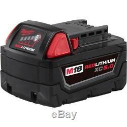 M18 Fuel 18 Volts Lithium-ion Brushless Sans Fil 1/2 Po MID Couple. Clé À Chocs
