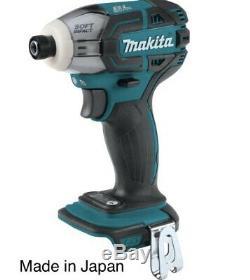 Makita 18 V Huile D'impulsion D'impact Conducteur Dts141z (corps) Dts141 Z
