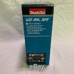Makita 18v Xwt11 Brushless Clé À Chocs 1/2 Sans Fil 18 Volt Lxt (neuf Dans La Boîte)