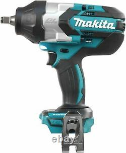 Makita Dtw1002z 18v Lxt Brushless 1/2 Impact Wrench Body Only