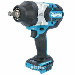 Makita Dtw1002z 18v Lxt Li-ion Sans Fil Brushless 1/2in Impact Wrench Body Only