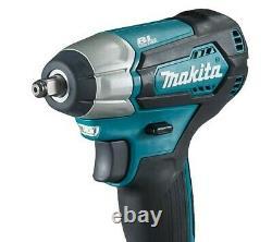 Makita Dtw180z 18v Sans Fil Sans Brosse Lxt 3/8 Clé D'impact Mécanique R-mode