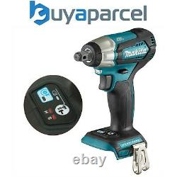 Makita Dtw181z 18v Lxt 1/2 Clé D'impact Brushless Cordless Sub Compact Bare