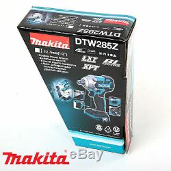Makita Dtw285z 18v Sans Fil Brushless Li-ion D'impact Du Corps Clé Seulement