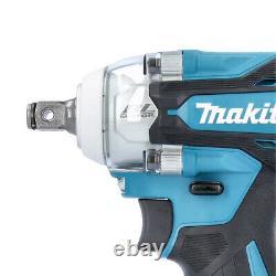 Makita Dtw300z 18v Lxt Cordless Brushless 1/2 Unité De Barre D'impact