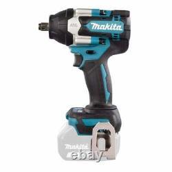 Makita Dtw700z 18v 1/2 Sans Fil Impact Wrench Body Only