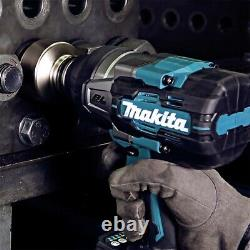 Makita Xgt 40v Max Tw001gz Clé D'impact Sans Brosse 3/4 Corps Seulement Outils D'alimentation