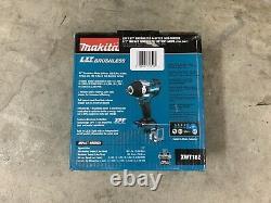 Makita Xwt18z 18v Lxt Li-ion Sans Fil 4-speed Mid-torque 1/2 Impact Wrench New