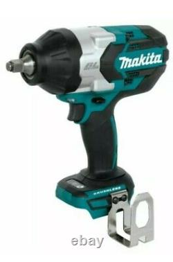 Makitaxwt08z18-v Lxt Li-ion Bl High Torque 1/2 Impact Wrenchtool Onlynouveau