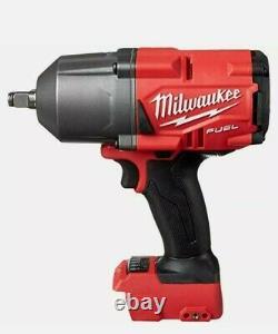Milwaukee2767-20m18 Combustible Haute Torque 1/2 Pouces Clé D'impactbague De Frictionnouveau