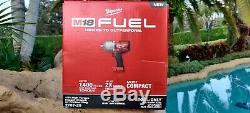 Milwaukee 18v Clé À Chocs Brushless Carburant 18 Volt 2767-20
