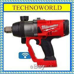 Milwaukee 18v Fuel Brushless Couple Impact Wrench Avec Une Seule Touche M18onefhiwf1-0