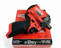 Milwaukee 2555-20 M12 Fuel 12 Volt Stubby 1/2 Clé À Chocs (outil Uniquement)