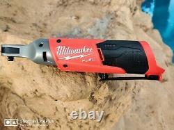 Milwaukee 2556-20 M12 Fuel 1/4 Ratchet (outil Seulement)