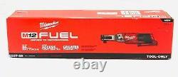 Milwaukee 2557-20 M12 Fuel 3/8 Outil Nu Sans Fil Sans Brosse