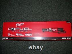Milwaukee 2557-20 M12 Fuel 3/8 Ratchet Sans Brosse Nouveau