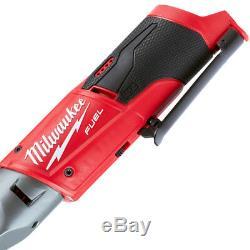 Milwaukee 2557-22 12-volt 3/8 Pouces De 55 Lb-pi. Lithium-ion Sans Fil Ratchet Kit