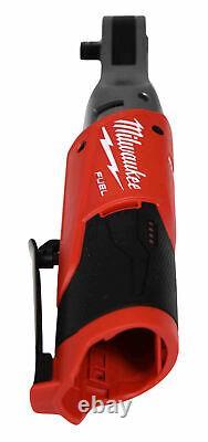 Milwaukee 2558-20 12-volts M12 Fuel 1/2 Ratchet (outil Seulement)