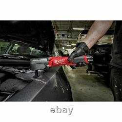 Milwaukee 2564-20 M12 Fuel 3/8 Clé D'impact D'angle Droit Avec Anneau De Friction