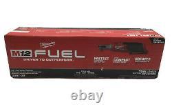 Milwaukee 2567-20 M12 Fuel Bl Li-ion 3/8 Po. Outil À Cliquet Haute Vitesse Seulement Nib