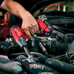 Milwaukee 2754-22ct M18 Fuel 18 Volts 3/8 Pouces Clé À Chocs Compacte Avec Piles