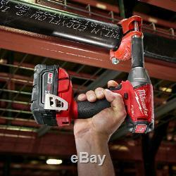 Milwaukee 2755-22 M18 Fuel 18 Volt 1/2-pouces Clé À Chocs Compacte Avec Piles