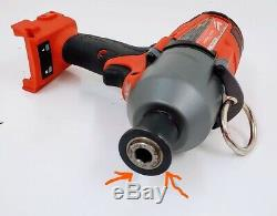 Milwaukee 2765-20 M18 Fuel 7/16 Hex Utility Impacting Drill (outil Uniquement)
