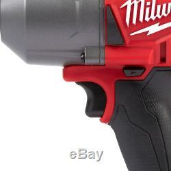 Milwaukee 2766-20 18 Volt 1/2-inch M18 Detent Pin Clé À Chocs Bare Outil