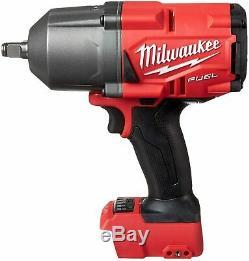 Milwaukee 2767-20 M18 1/2 High Torque Clé À Chocs Avec Anneau De Friction (nouveau)