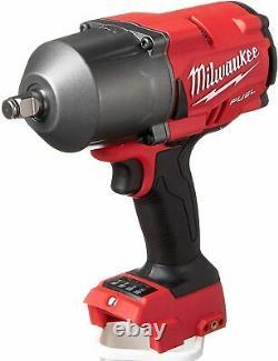 Milwaukee 2767-20 M18 Combustible High Torque 1/2 Clé À Chocs Avec Anneau De Friction