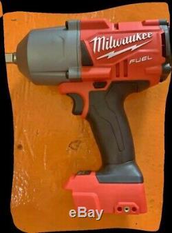 Milwaukee 2767-20 M18 Fue Couple Élevé 1/2 Clé À Chocs Withfriction Ring (tool)