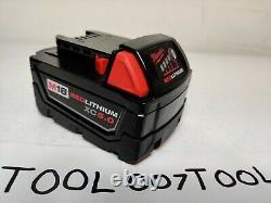 Milwaukee 2767-20 M18 Fuel 1/2 Drive Impact Wrench Gun Avec Batterie 5.0