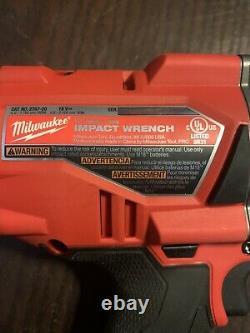 Milwaukee 2767-20 M18 Fuel High Torque 1/2 Clé D'impact Nouvelle Boîte Ouverte