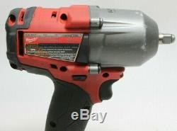 Milwaukee 2852-20 M18 Fuel 3/8 MI Clé À Chocs Withfriction Bague