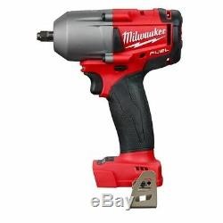 Milwaukee 2852-20 M18 Fuel MID Couple 3/8 Impact Withfriction Anneau (outil Seule)