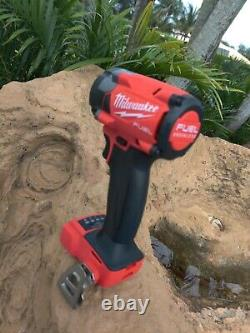 Milwaukee 2854-20 M18 3/8 Conduire Le Carburant Stubby Impact Wrench Bare Outil