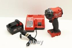 Milwaukee 2854-20 M18 3/8 Drive Combustible Stubby Impact Wrench Kit