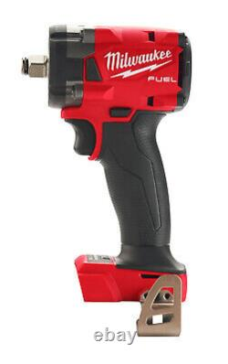 Milwaukee 2855-20 M18 Fuel 1/2 Compact Impact Wrench Tool Only