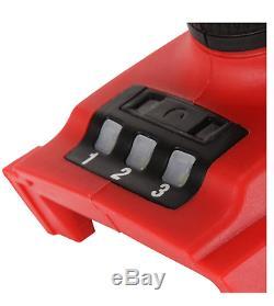 Milwaukee 2860-20 M18 Fuel Mi-couple 1/2 Pin Detent Clé À Chocs 5,0 Ah